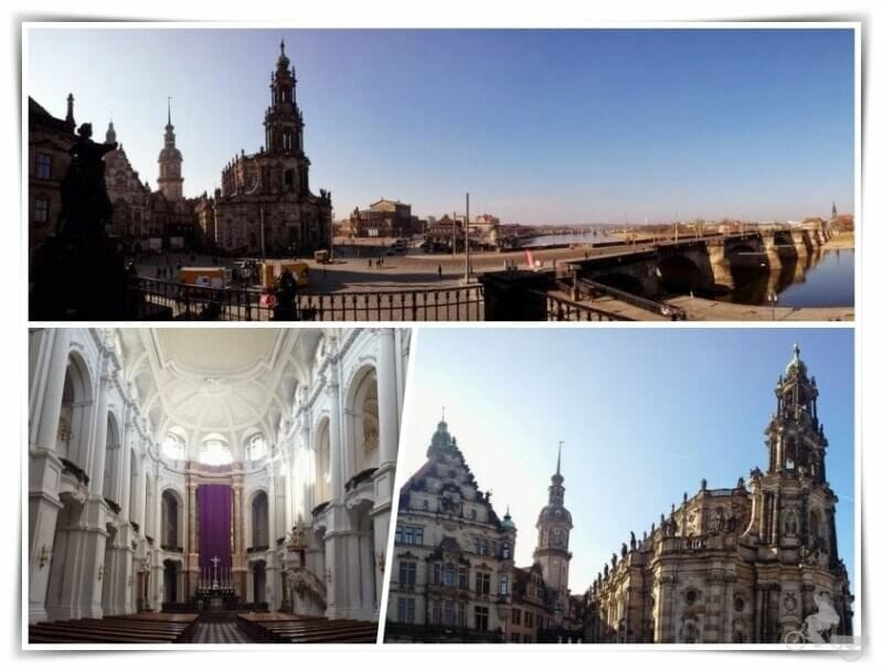 Katholische Hofkirche - qué ver en Dresde en un día
