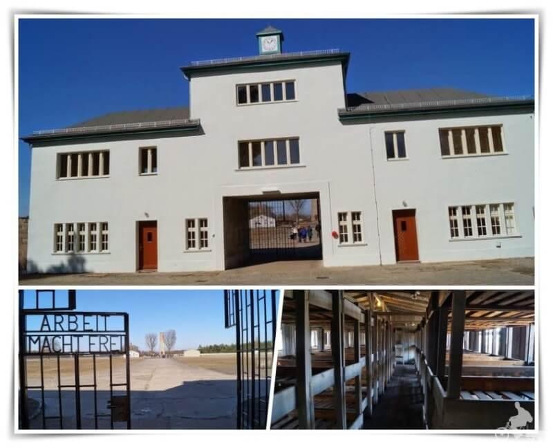 campo de concentración de Sachsenhausen - Berlín en 6 días