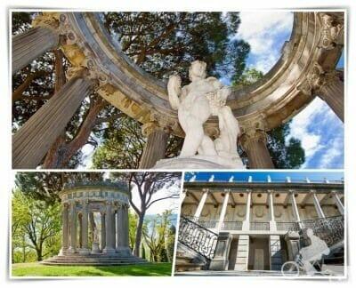 Parque del capricho - mejores free tours en Madrid