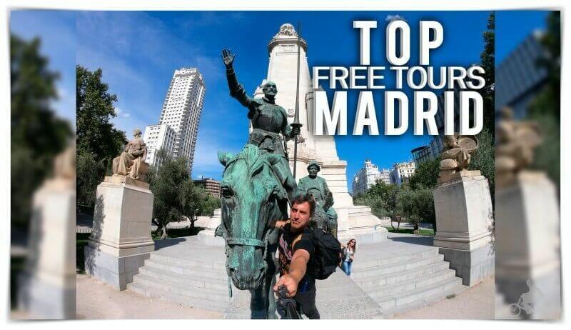 mejores free tours en Madrid