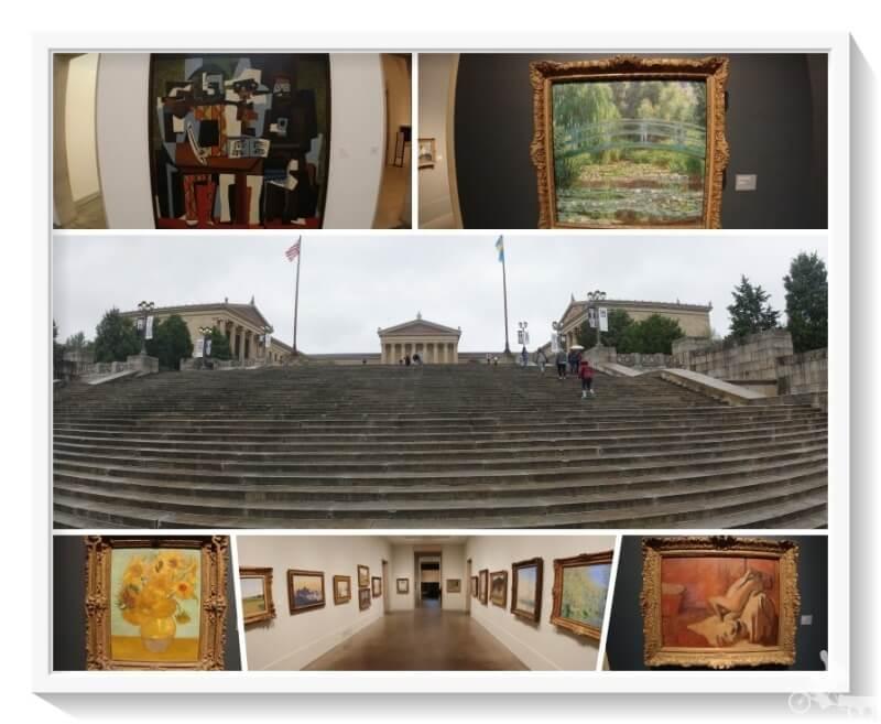 Museo de Arte - qué visitar en Filadelfia