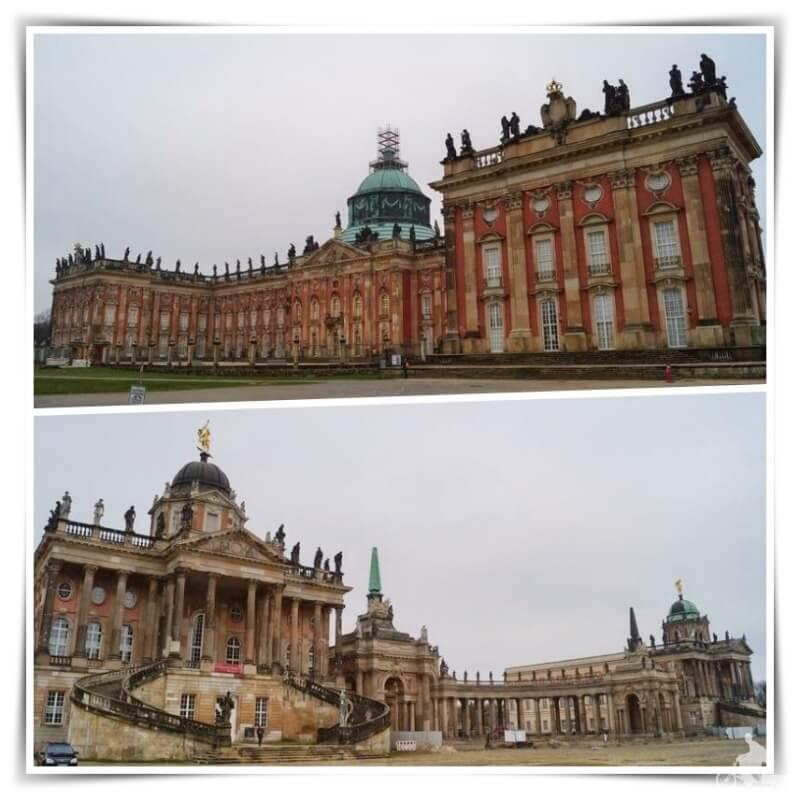 palacios potsdam - Berlín en 6 días
