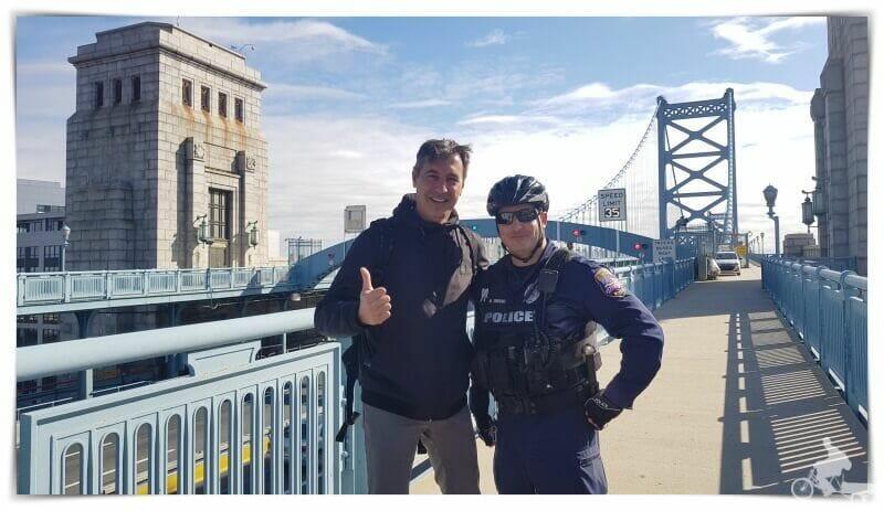 Puente BENJAMIN FRANKLIN - Filadelfia en 3 días