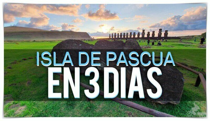 Qué ver en isla de Pascua en 3 días