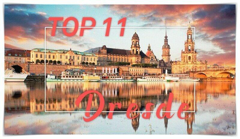 qué visitar en Dresde