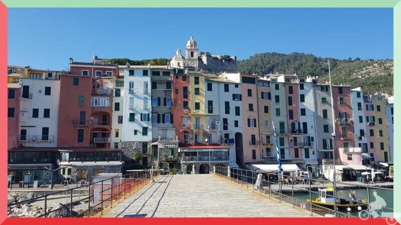 La Palazzata a mare - que visitar en Portovenere