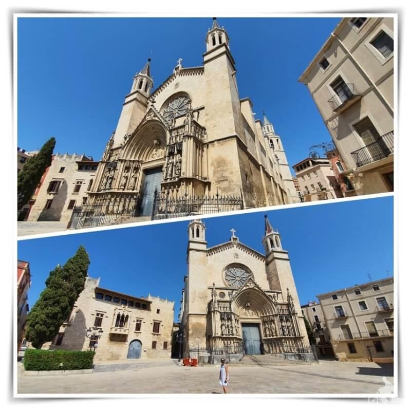 basílica de Santa María de Vilafranca Penedès