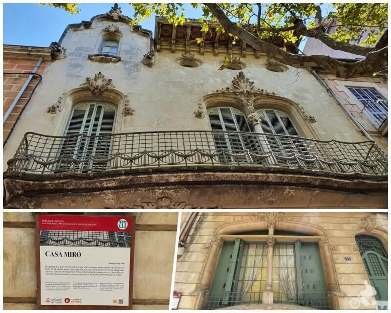 casa miró vilafranca del penedès
