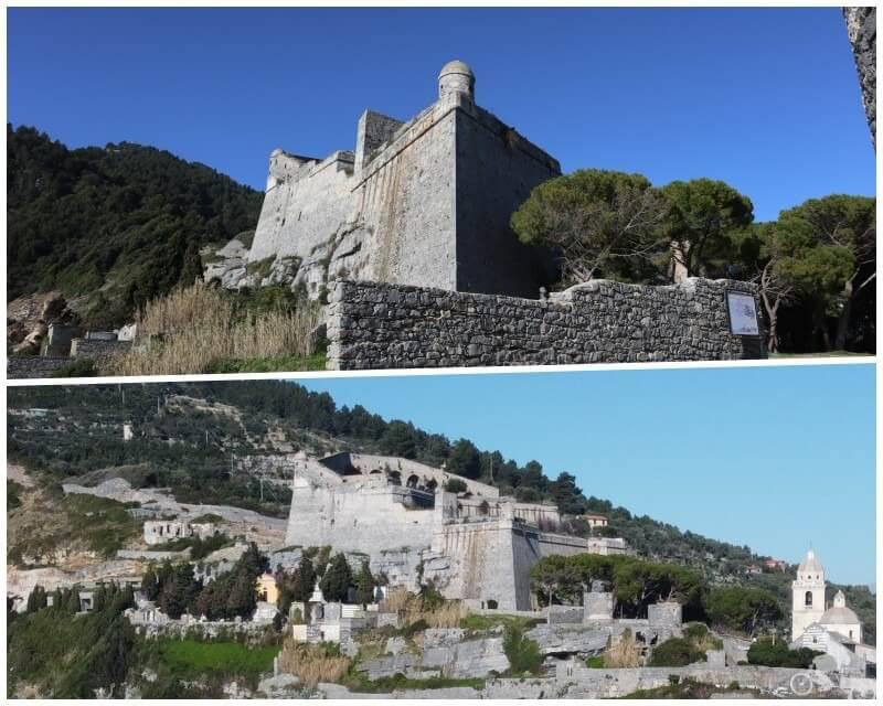 castillo doria castelo