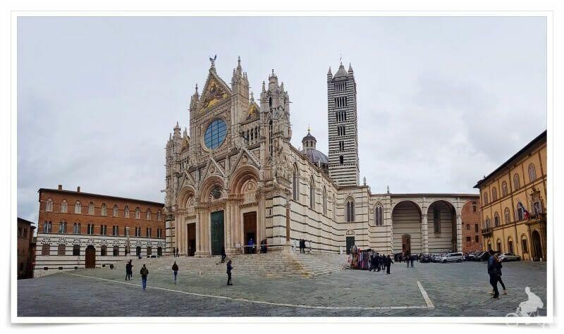 catedral de Siena fachada exterior
