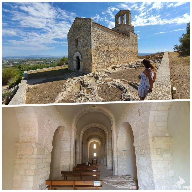 iglesia de Sant Miquel de Olèrdola