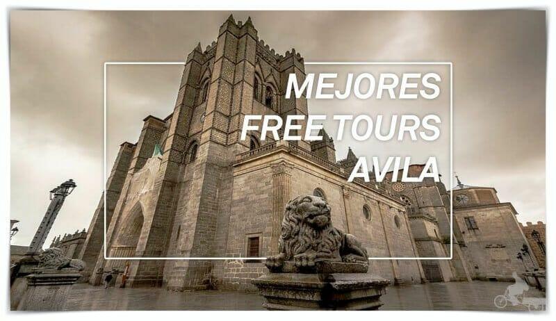 mejores free tours de Ávila