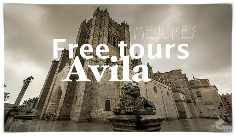 Mejores free tours por Ávila