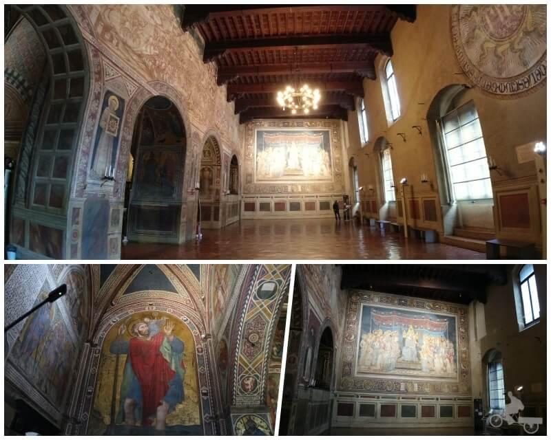 museo cívico - qué ver en Siena en un día