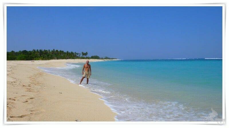 playas de la isla de Sumba