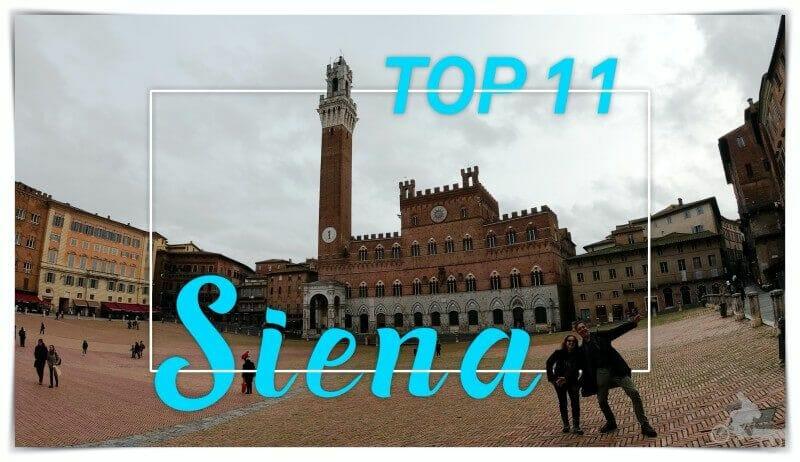 lugares que visitar en Siena