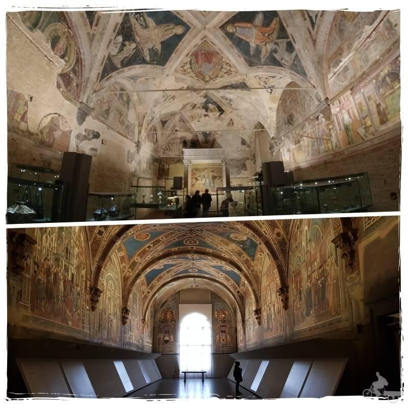 Santa María della Scala - qué ver en Siena en un día