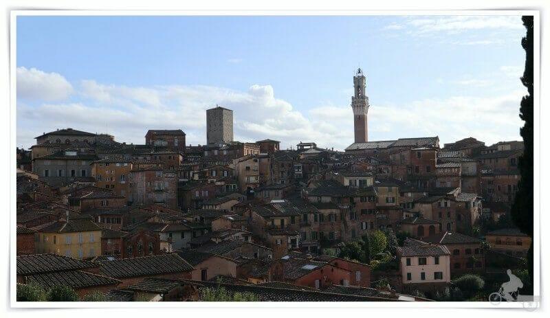 vistas panoramicas - qué ver en Siena en un día