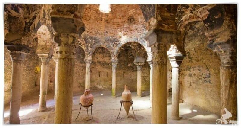 baños árabes - qué visitar en Palma de mallorca