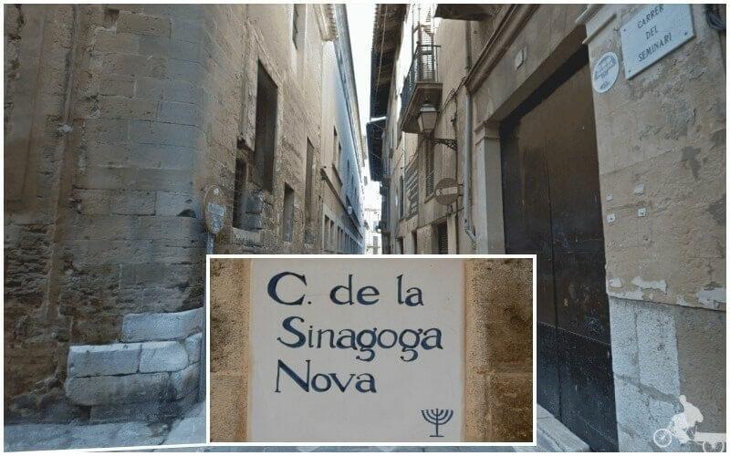 barrio judío 1que visitar en Palma de Mallorca