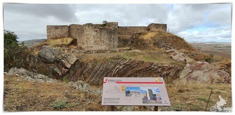 castillo de Alarcos