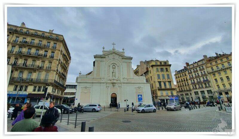 free tour centro de Marsella