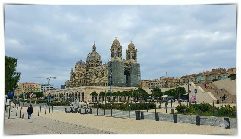 free tour por Marsella