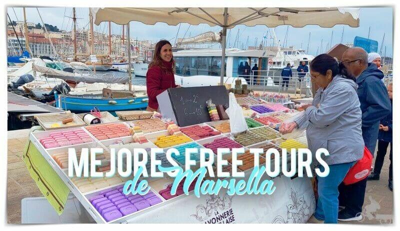 mejores free tours en Marsella