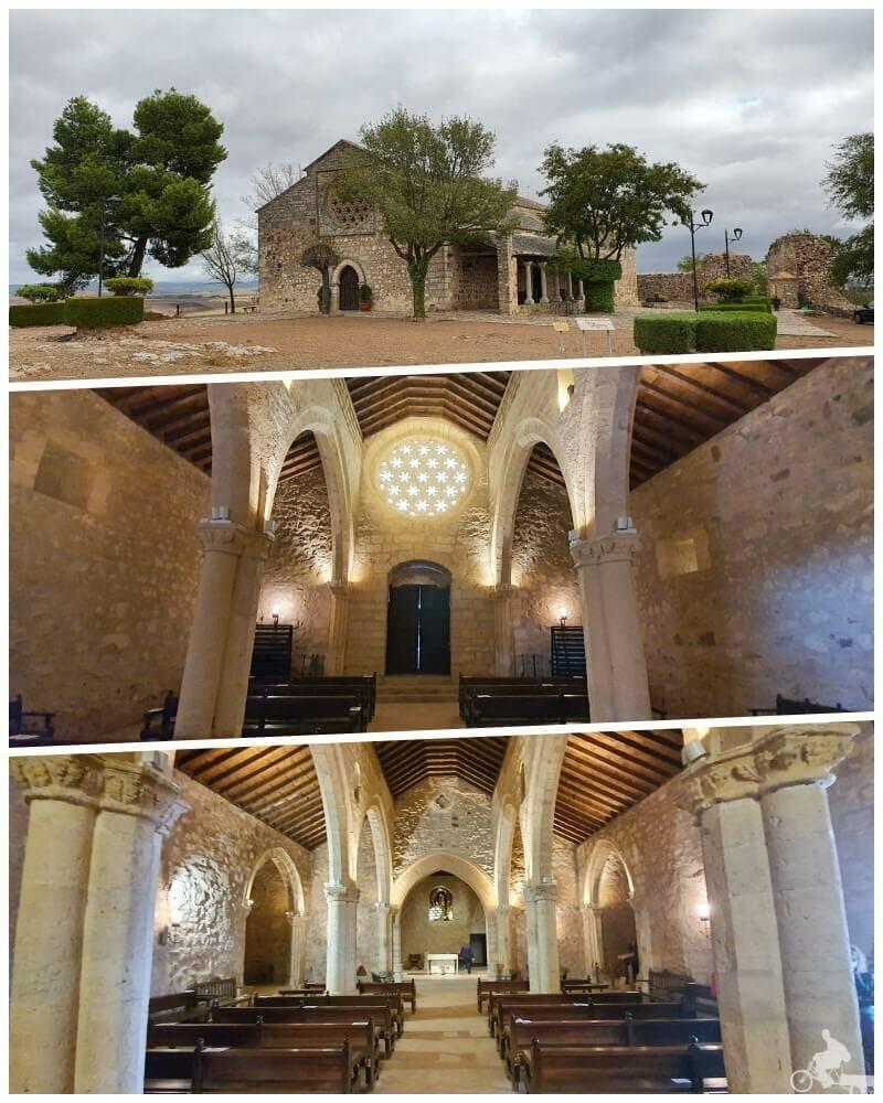 iglesia de Santa María de Alarcos