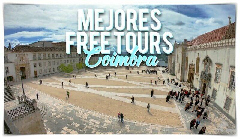mejores free tours en Coimbra