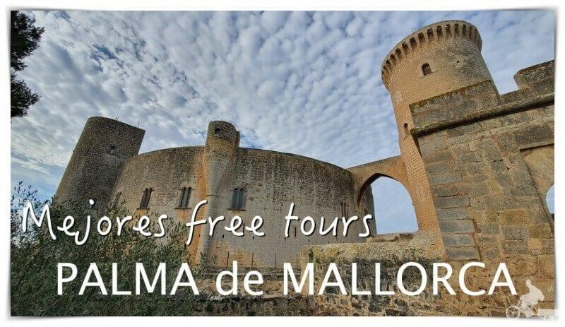 Mejores free tours en Mallorca