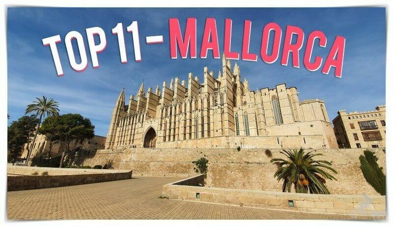 qué visitar en Mallorca