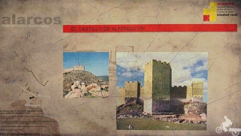 visitar el castillo de Alarcos