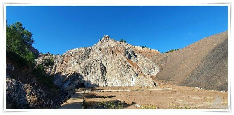 Montaña de sal de Cardona