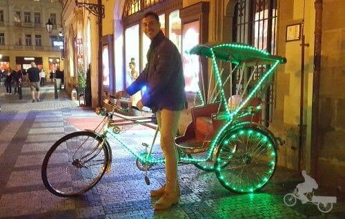 bici mibauldeblogs Praga en 4 días