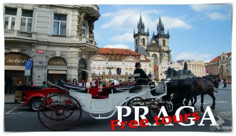 mejores free tours en Praga