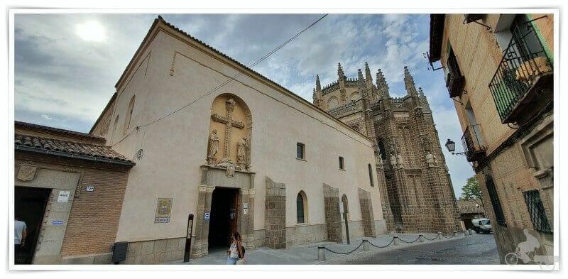 Monasterio de San Juan de los Reyes - pulsera turística de Toledo