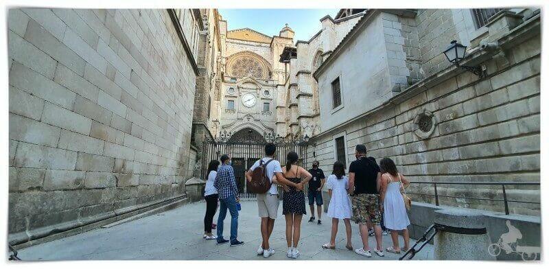 Tour nocturno por el Toledo misterioso - mejores free tours en Toledo