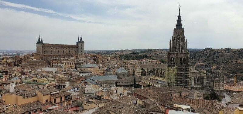 alojarse en Toledo centro