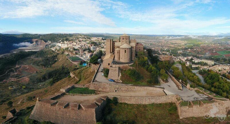 casamata castell de Cardona
