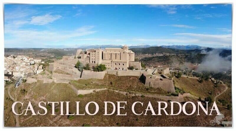 visitar el castillo de Cardona