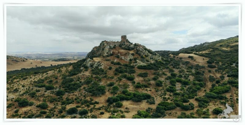 castillo de Salvatierra