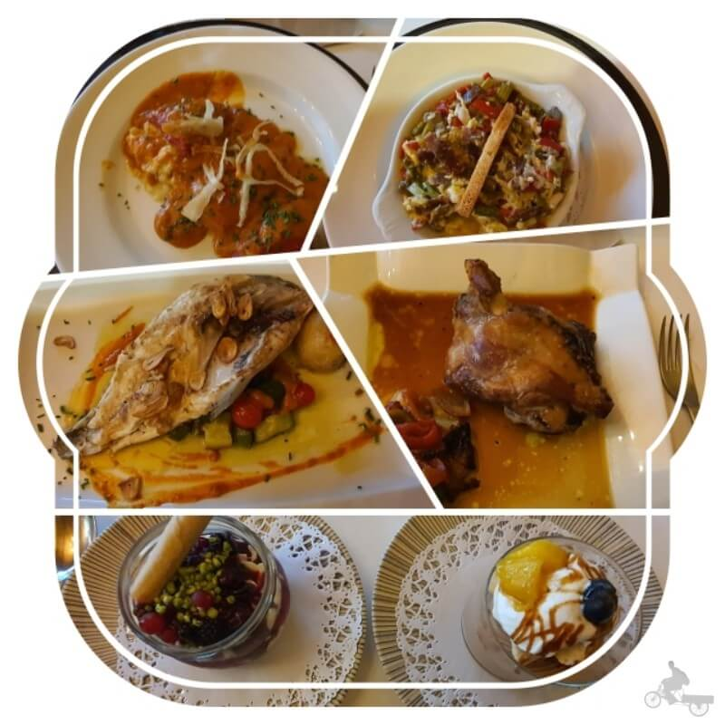 menu restaurante casa Pepe