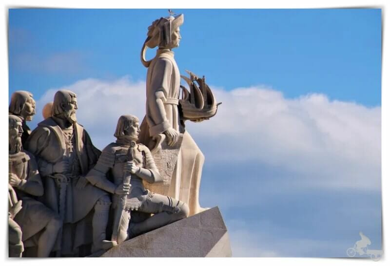esculturas monumento descubrimientos lisboa