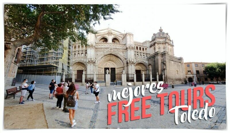 mejores free tours toledo