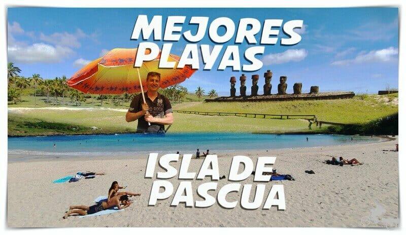 mejores playas de isla de Pascua