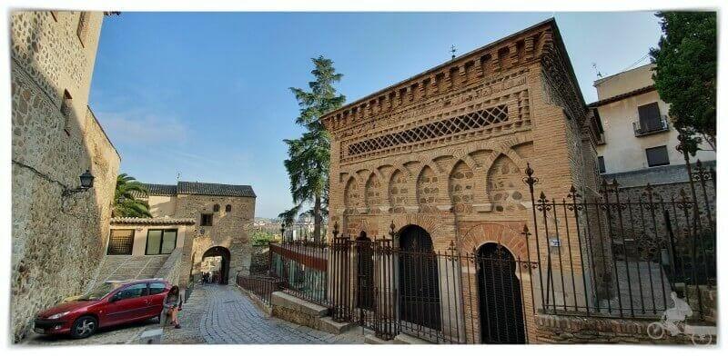 mezquita cristo de la luz - pulsera turística de Toledo