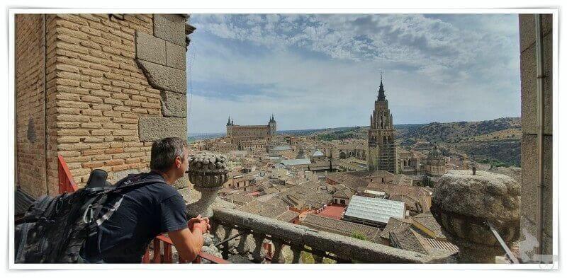 mirador de la iglesia de los jesuítas de Toledo