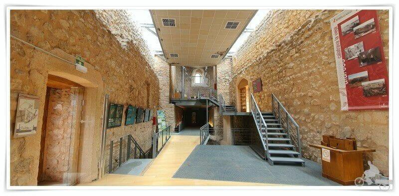 museo castillo calatrava vieja