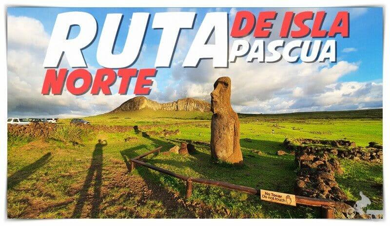 norte de isla de Pascua